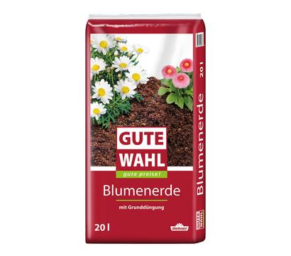 Dehner Gute Wahl Blumenerde mit Grunddüngung
