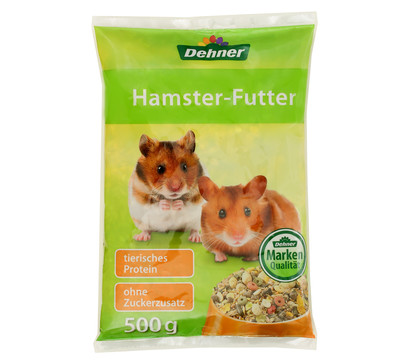 Dehner Hamster-Futter, 500 g