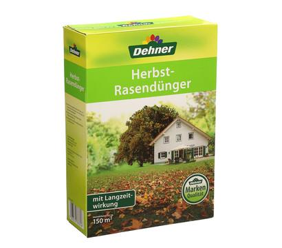 Dehner Herbstrasendünger