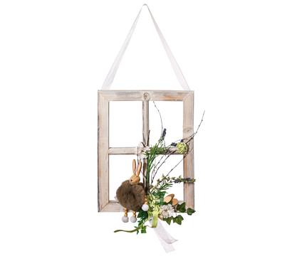 Dehner Hängefenster mit Hase 'Bommel'