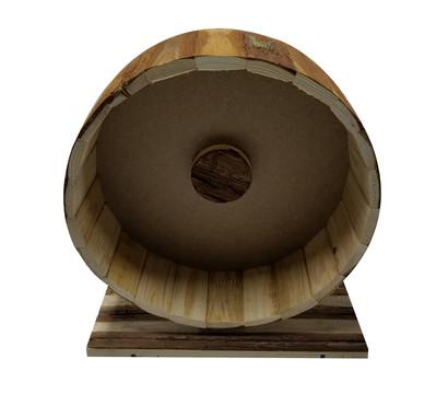 Dehner Holzlaufrad Shift, 29x14x31 cm