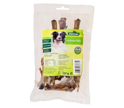 Dehner Hundesnack Hühnerfüße, 150 g