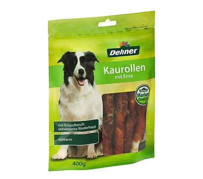 Dehner Hundesnack Kaurollen