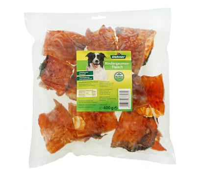 Dehner Hundesnack Rindergaumenfleisch, 400 g