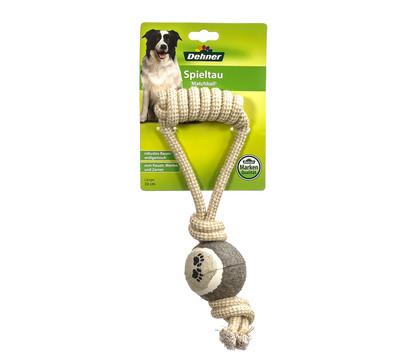 Dehner Hundespielzeug Spieltau 'Matchball', 33 cm