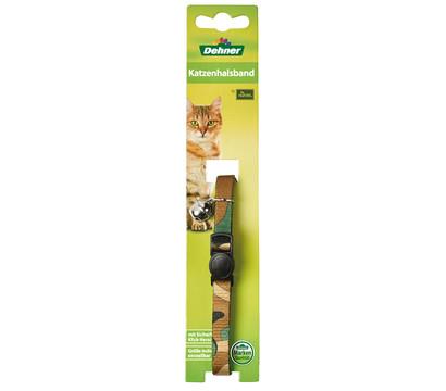 Dehner Katzenhalsband Camo