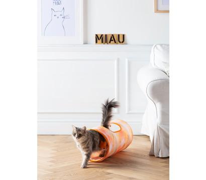 Dehner Katzenspielzeug Katzentunnel Pipe