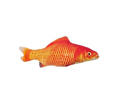 Dehner Katzenspielzeug Spielkissen Goldfisch
