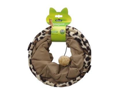 Dehner Katzentunnel Leo, Katzenspielzeug