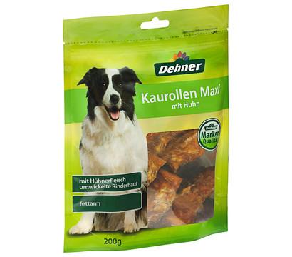 Dehner Kaurollen Maxi mit Huhn, 200 g
