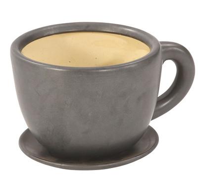 Dehner Keramik-Pflanztasse