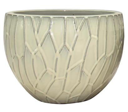 Dehner Keramik-Topf, creme