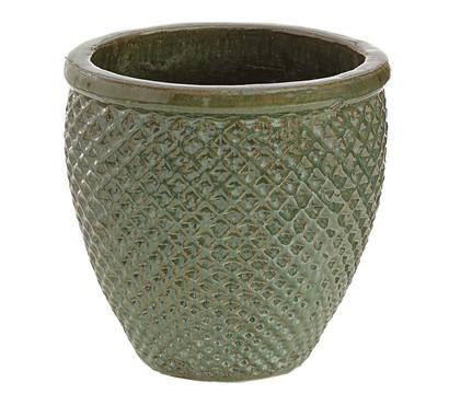 Dehner Keramik-Topf Jade, rund