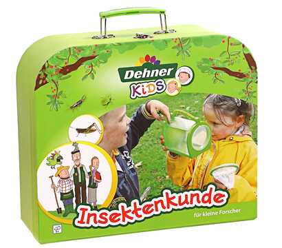 Dehner Kids Entdeckerset 'Insektenkunde'