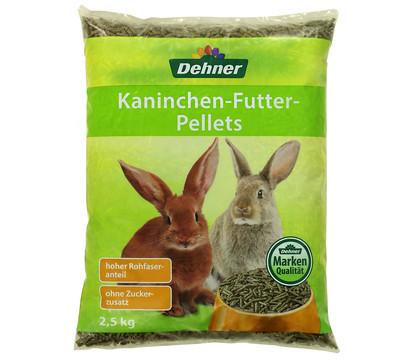 Dehner Kleintierfutter Kaninchenfutter-Pellets
