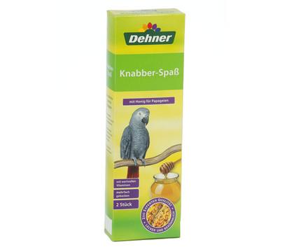 Dehner Knabber-Spaß mit Honig für Papageien