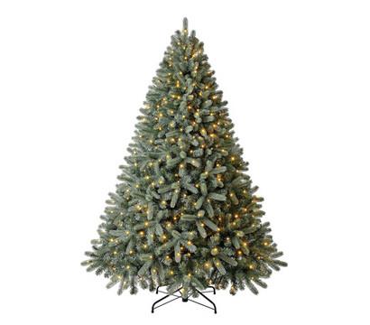 Dehner künstlicher LED-Weihnachtsbaum 'Finja', 210 cm