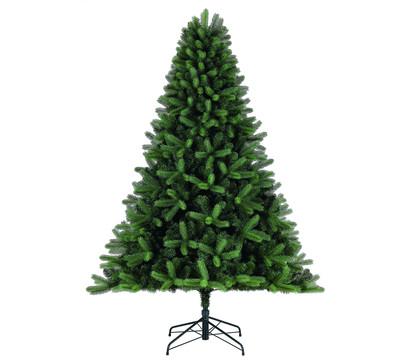 Dehner Künstlicher Weihnachtsbaum Tanne 'Stellan', 210 cm