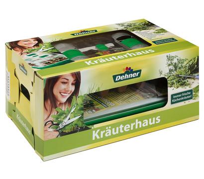 Dehner Kräuterhaus Komplett-Set