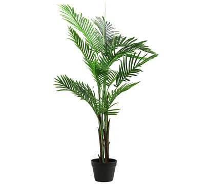 Dehner Kunstpflanze Palme, 120 cm