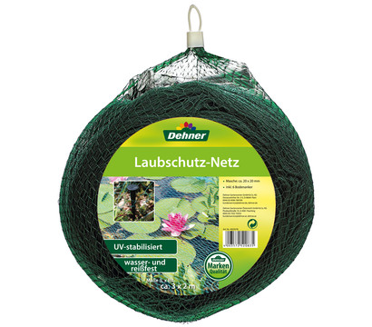 Dehner Laubschutz-Netz