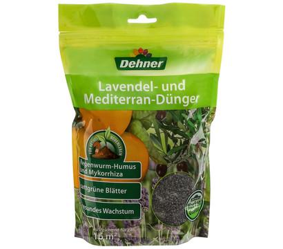 Dehner Lavendel- und Mediterran-Dünger, 1 kg