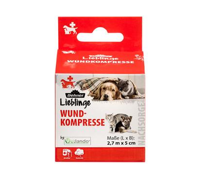 Dehner Lieblinge Wundkompresse für Hunde & Katzen