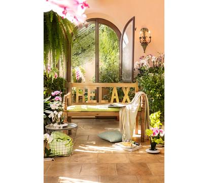 dehner markenqualit t bankauflage 150 cm apfelgr n. Black Bedroom Furniture Sets. Home Design Ideas