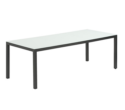 dehner markenqualit t esstisch ulrika grau dehner. Black Bedroom Furniture Sets. Home Design Ideas