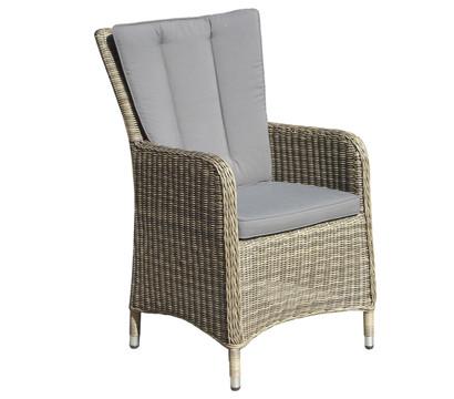 dehner markenqualit t geflechtsessel tessin braun. Black Bedroom Furniture Sets. Home Design Ideas