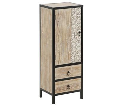 dehner markenqualit t hochschrank bali mit schubladen 43 x 33 x 120 cm dehner garten center. Black Bedroom Furniture Sets. Home Design Ideas