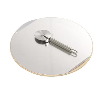 dehner markenqualit t pizzastein rund 33 cm dehner garten center. Black Bedroom Furniture Sets. Home Design Ideas