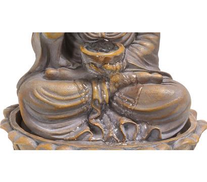 dehner markenqualit t polyresin zimmerbrunnen buddha. Black Bedroom Furniture Sets. Home Design Ideas