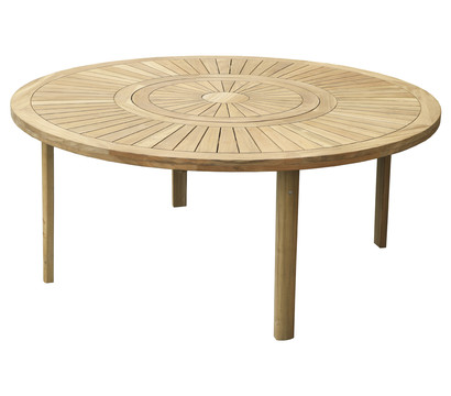 Gartentisch rund  Dehner Markenqualität Tisch Edmonton rund, 160 cm : Dehner Garten ...