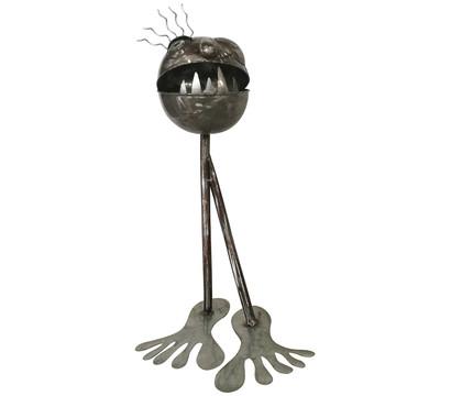 Dehner metall deko figur wotan 1 45 cm dehner garten center for Metall gartenfiguren