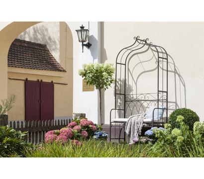 dehner metall rosenbank sonja 2 sitzer dehner garten center. Black Bedroom Furniture Sets. Home Design Ideas