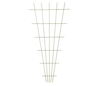 dehner metall rosenspalier 150 x 75 cm dehner garten center. Black Bedroom Furniture Sets. Home Design Ideas