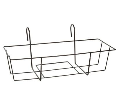 Dehner Metall-Balkonblumenkastenhalter Trixie
