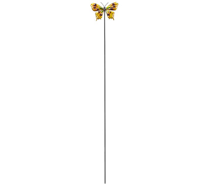 Dehner Metall-Dekostab Schmetterling