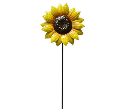 Dehner Metall-Dekostab Sonnenblüte
