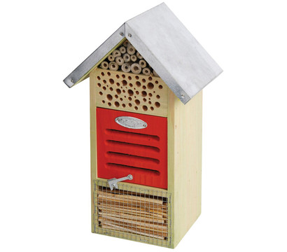 dehner natura insektenhotel klein dehner garten center. Black Bedroom Furniture Sets. Home Design Ideas