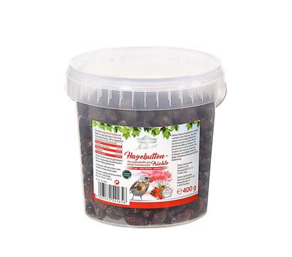 Dehner Natura Premium Ganzjahresfutter Hagebuttenfrüchte, 400 g