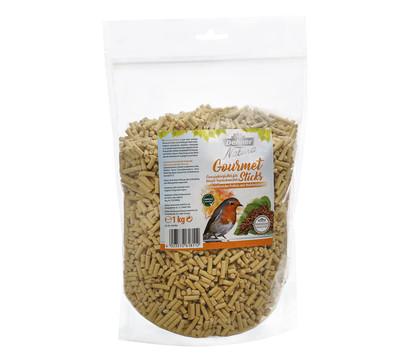Dehner Natura Premium Gourmet Sticks mit Mehlwürmern