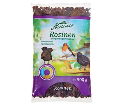 Dehner Natura Rosinen, Wildvogelfutter
