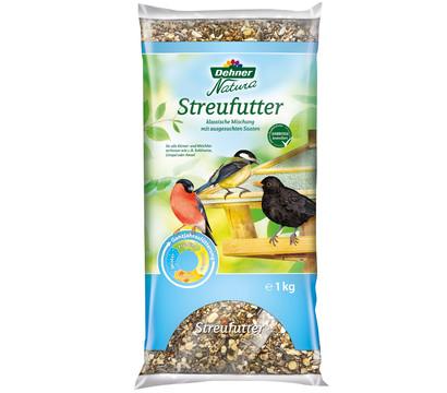 Dehner Natura Streufutter, Wildvogelfutter