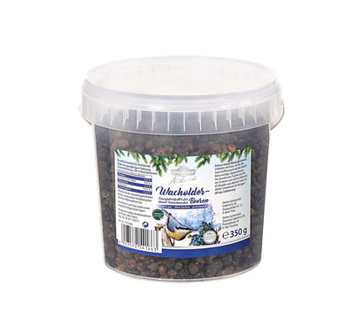 Dehner NaturaPremium Ganzjahresfutter Wacholderbeeren, 350 g
