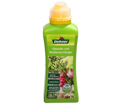 Dehner Oleander- und Mediterran-Dünger, 500 ml