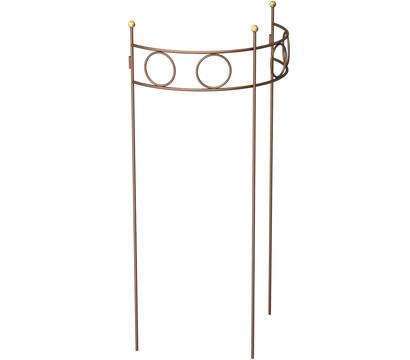 dehner pflanzenst tze annabelle rost gold dehner garten. Black Bedroom Furniture Sets. Home Design Ideas