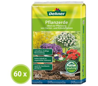 Dehner Pflanzerde, 60 x 30 Liter