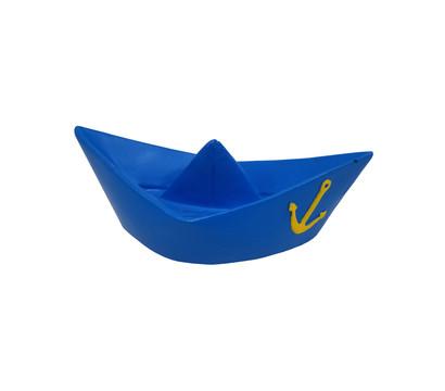 Dehner Polyresin-Schwimmfigur Boot, 14 x 7 x 5 cm
